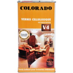 vernis cellulosique colorado