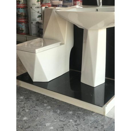 LAVABO + CHAISE COMPLET