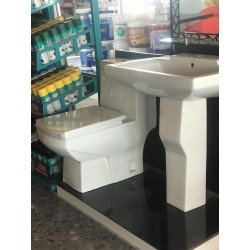 LAVABO +CHAISE COMPLET